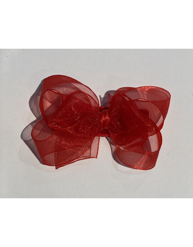 Blooming Petals Boutique Stage 3 Sheer Bow