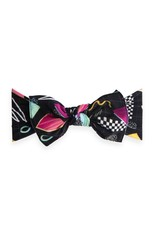 Baby Bling Printed Knot Bayside High