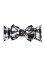 Baby Bling Printed Knot Knitted Plaid