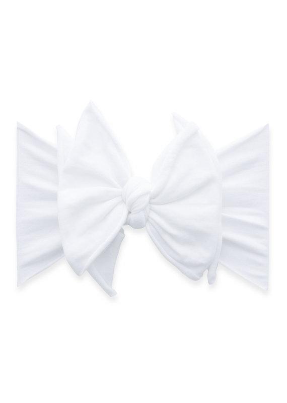 Fab-Bow-Lous White