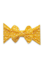 Patterned Shabby Knot Sunshine Dot