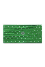 Patterned Knot Shabby Kelly Green