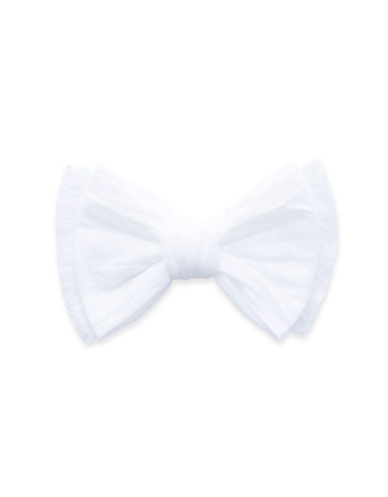 Baby Bling Classic Clip White