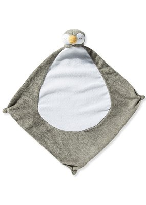 Angel Dear Lovie Grey Penguin
