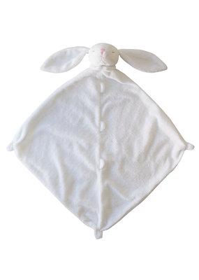 Angel Dear Lovie Bunny White