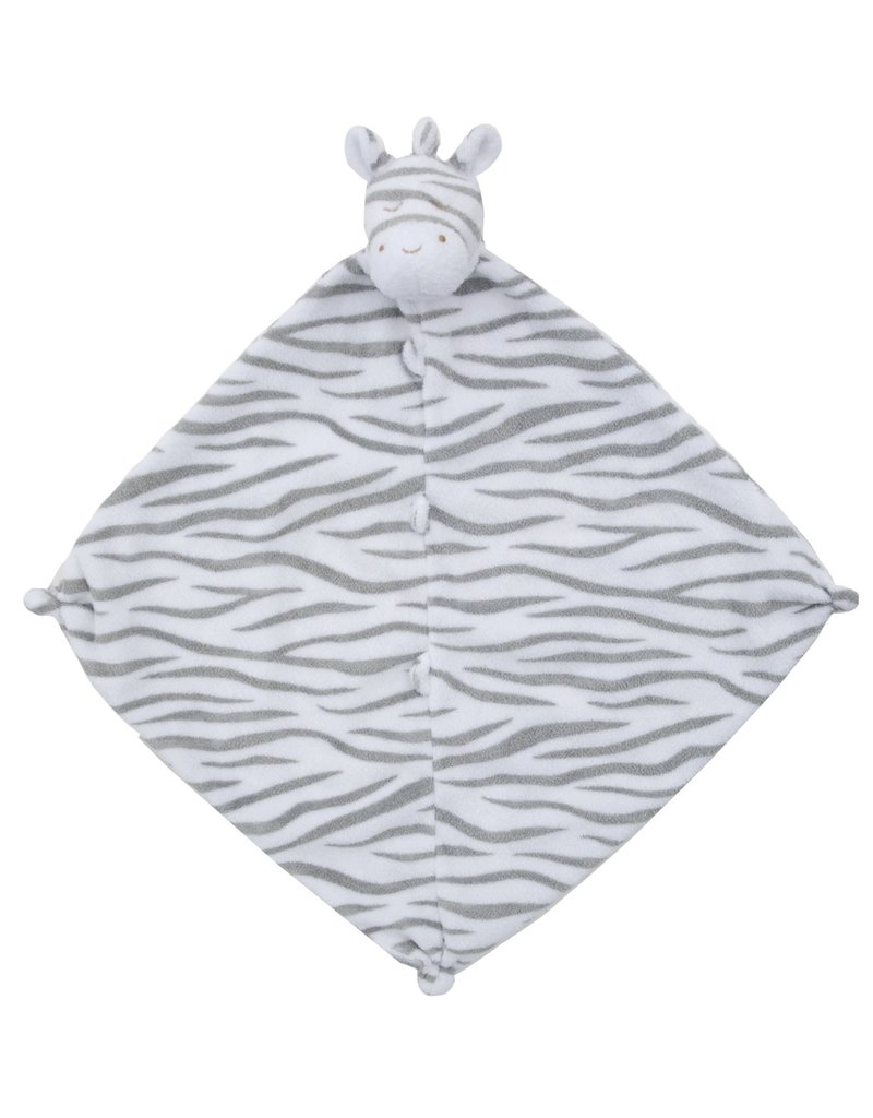 Lovie Zebra Gray