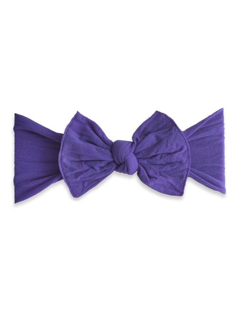 Baby Bling Knot Ultra Violet