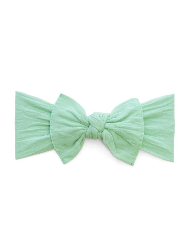 Baby Bling Knot Mint