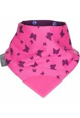 Flutterby (hot pink w/butterflys) Neckerchew