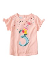 Three Birthday Tee