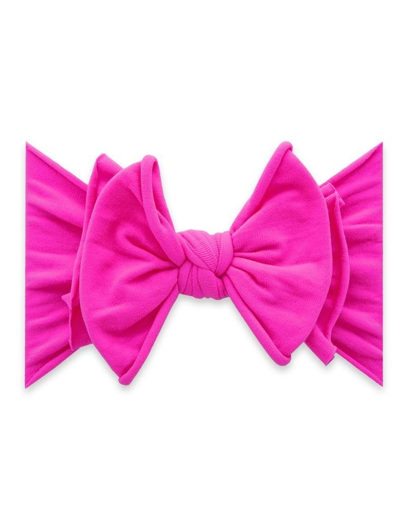 Baby Bling Fab-bow-lous Neon Pink