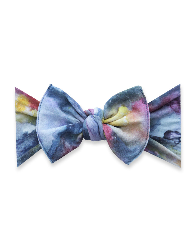 Baby Bling Printed Knot Cosmic