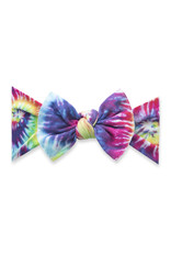 Baby Bling Printed Knot Groovy