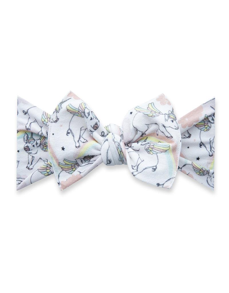 Baby Bling Printed Knot Pigasus