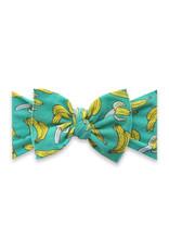 Baby Bling Printed Knot Go Bananas