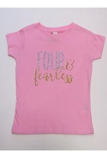 Tracy's Treasures Four & Fearless Birthday Shirt