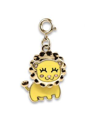 High Intencity Corporation CHARM IT! CHARM IT! Gold Swivel Lion Charm