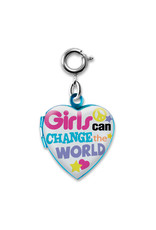 CHARM IT! Girls Can Change the World Charm