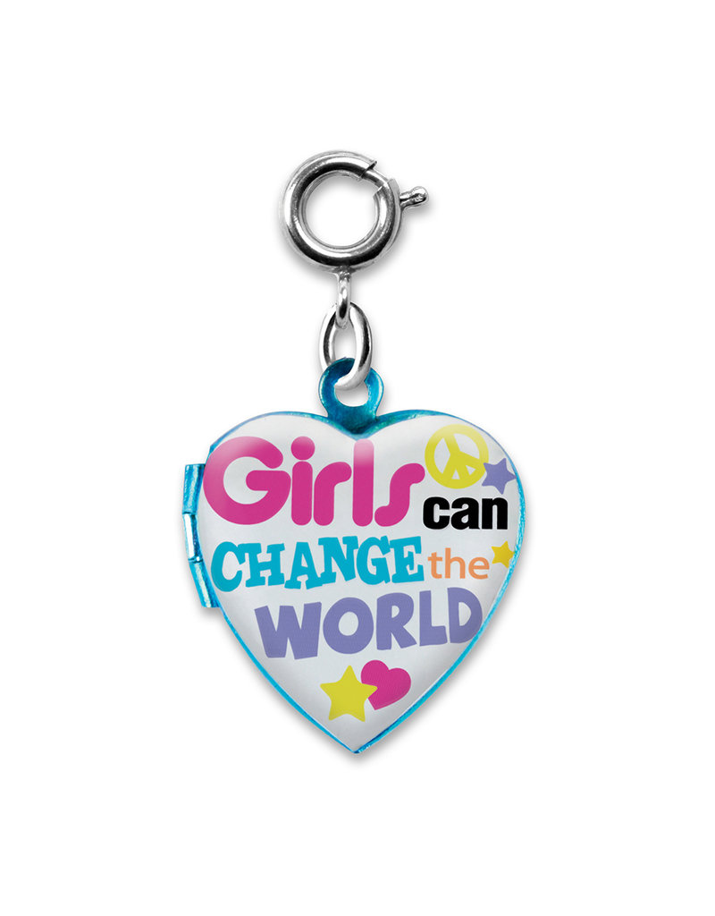 High Intencity Corporation CHARM IT! CHARM IT! Girls Can Change the World Charm