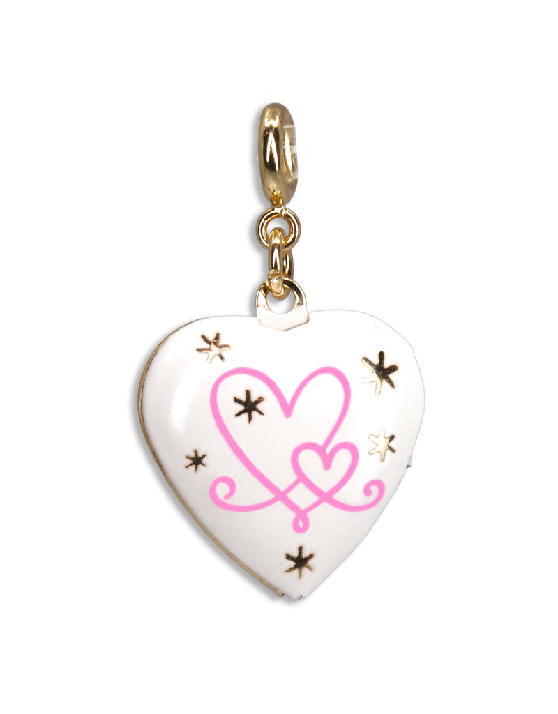 CHARM IT! Gold Grandma's Girl Locket Charm