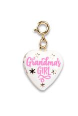 High Intencity Corporation CHARM IT! CHARM IT! Gold Grandma's Girl Locket Charm