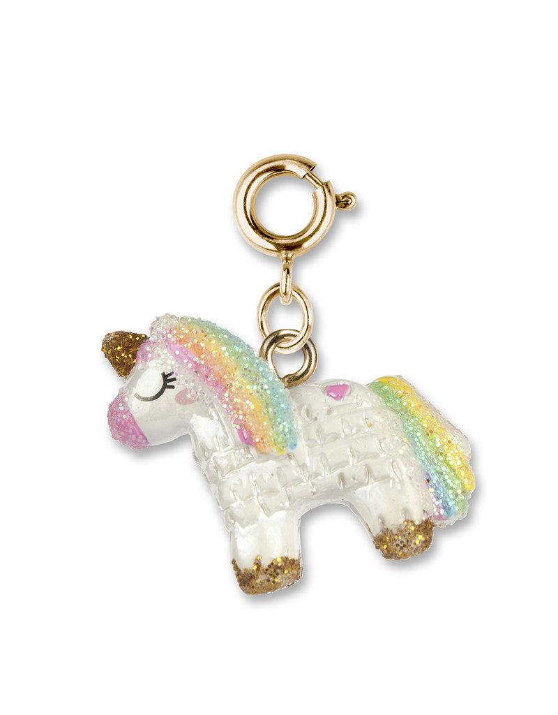 High Intencity Corporation CHARM IT! CHARM IT! Gold Unicorn Pinata Charm