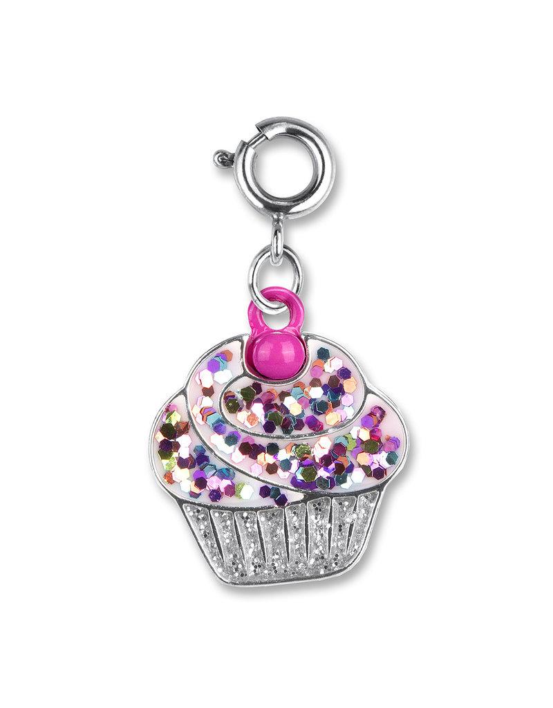 High Intencity Corporation CHARM IT! CHARM IT! Glitter Cupcake Charm