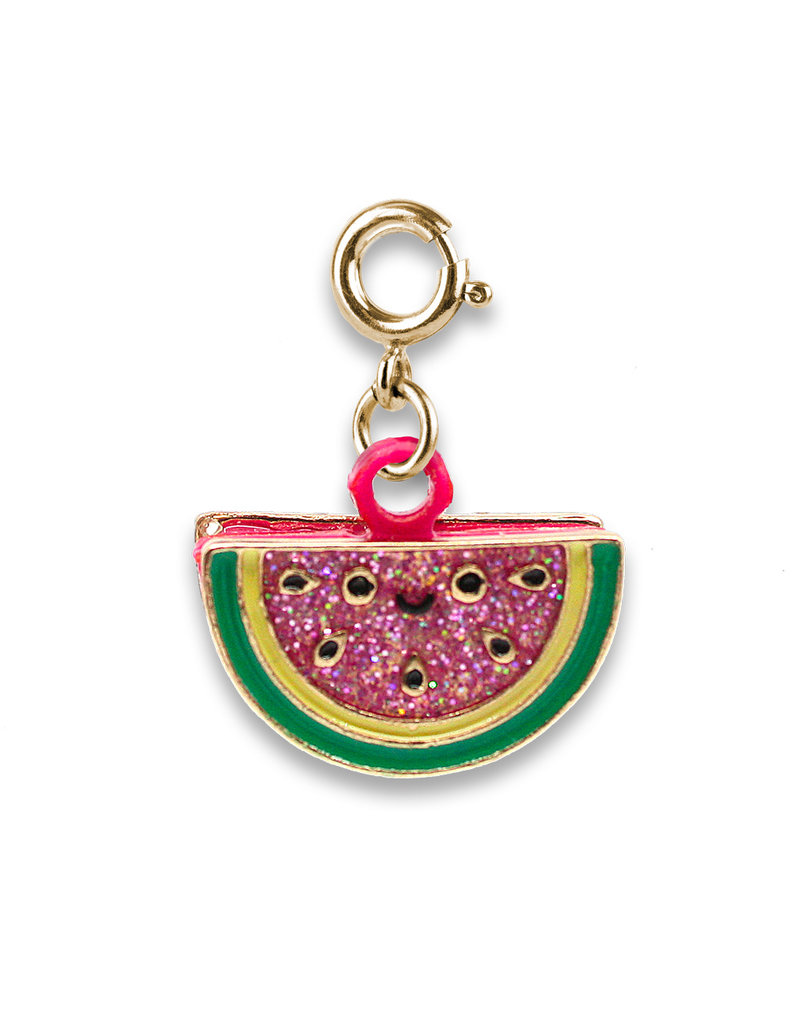 High Intencity Corporation CHARM IT! CHARM IT! Gold Scented Watermelon Charm