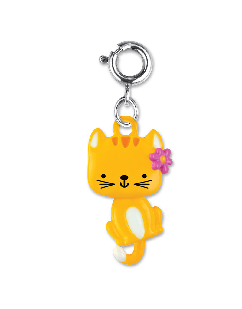 High Intencity Corporation CHARM IT! CHARM IT! Swivel Kitty Charm