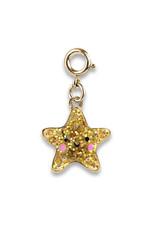 High Intencity Corporation CHARM IT! CHARM IT! Gold Glitter Starfish Charm