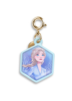 High Intencity Corporation CHARM IT! CHARM IT! Gold Glitter Elsa Charm