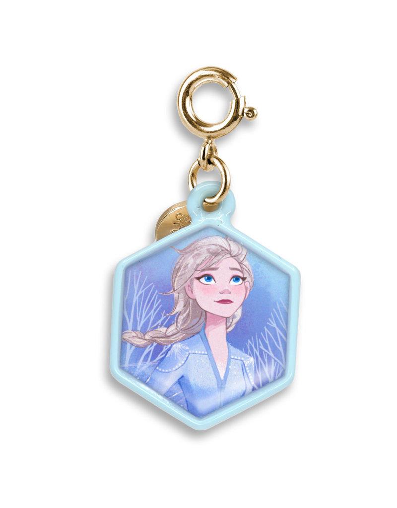 CHARM IT! Gold Glitter Elsa Charm