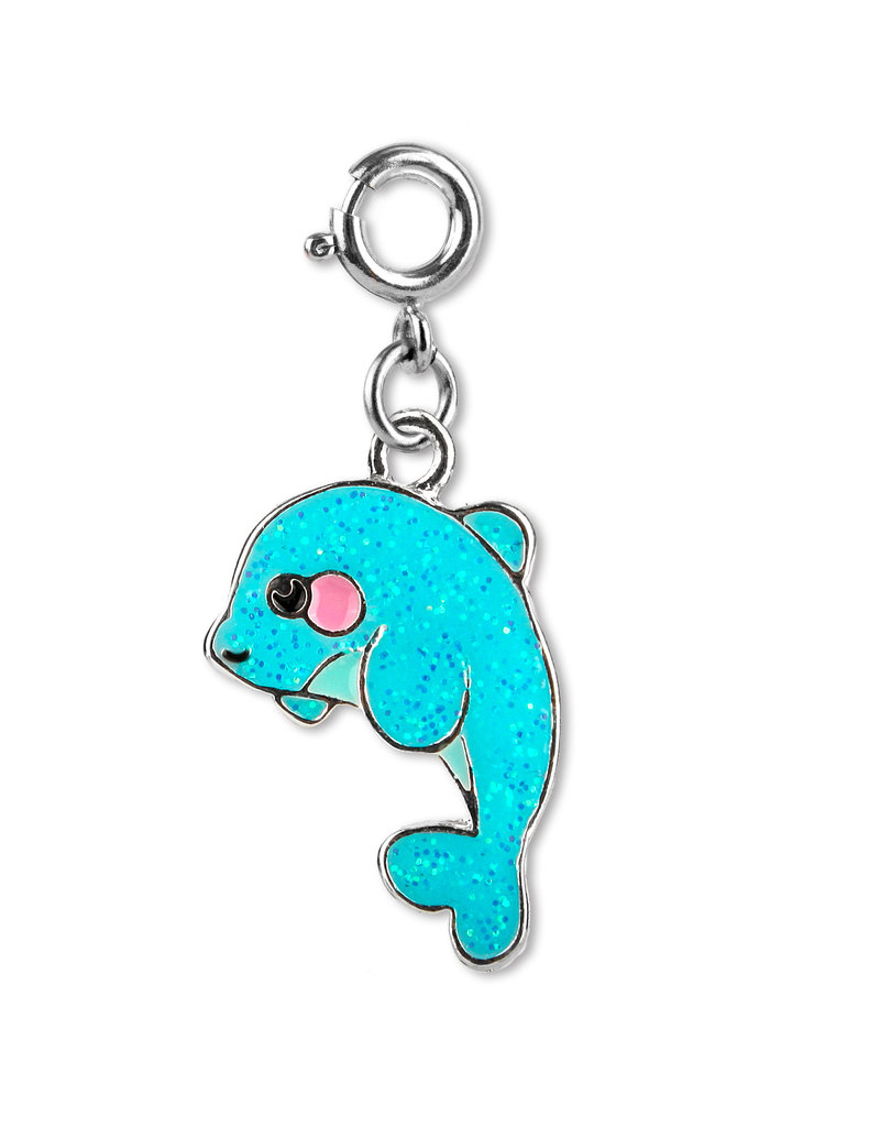 CHARM IT! Glitter Dolphin Charm