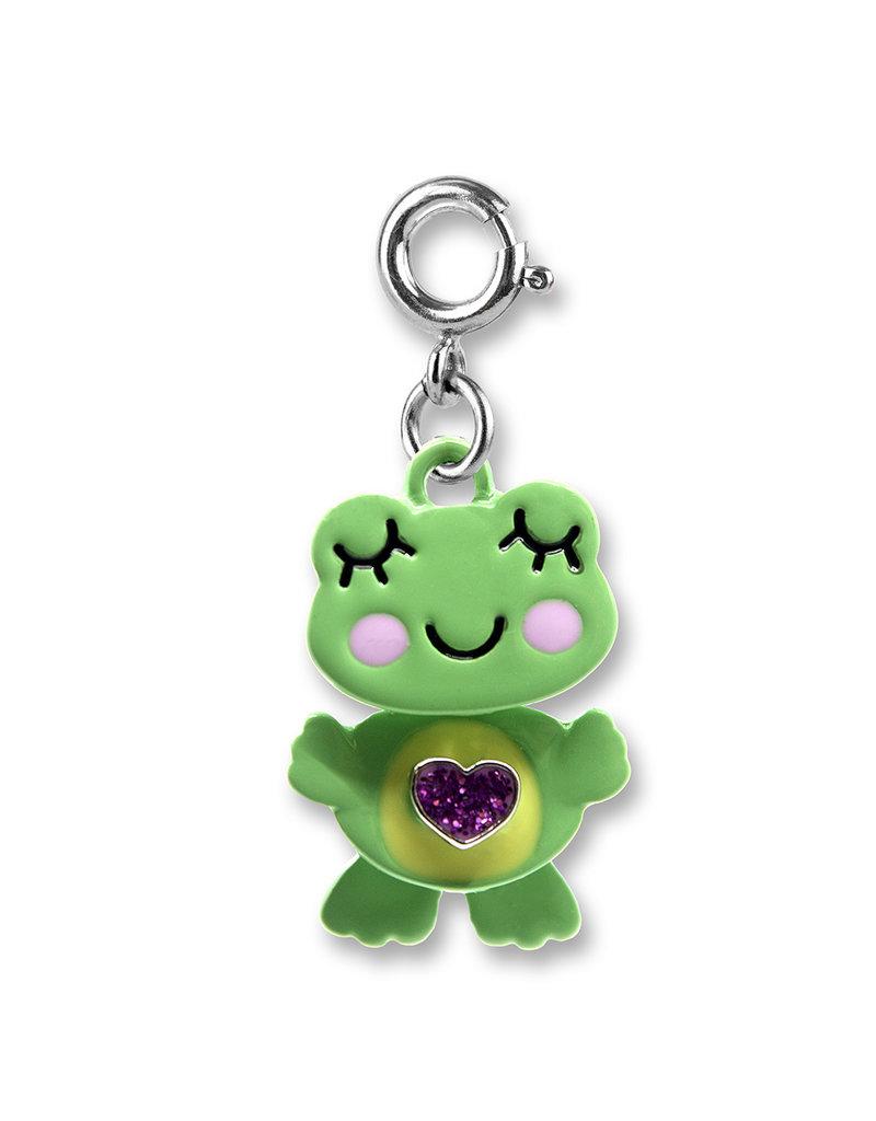 High Intencity Corporation CHARM IT! CHARM IT! Swivel Frog Charm