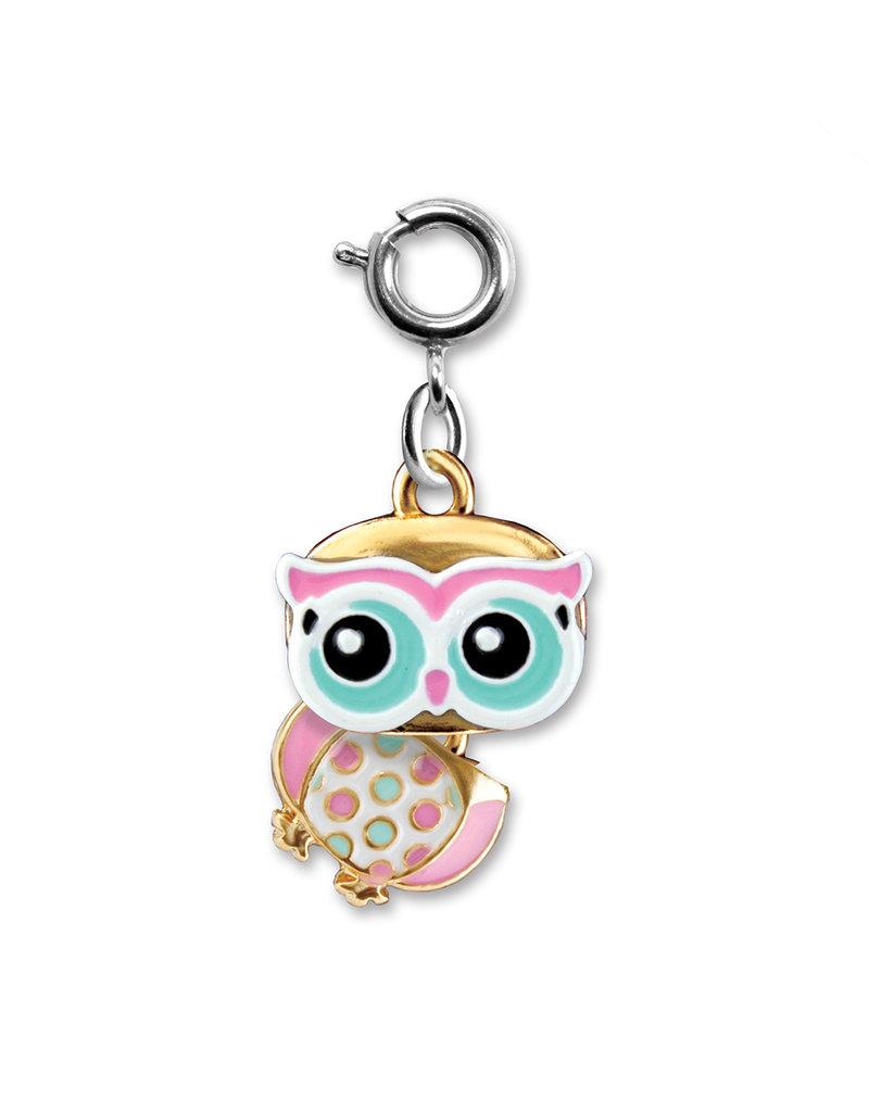 CHARM IT! Swivel Owl Charm