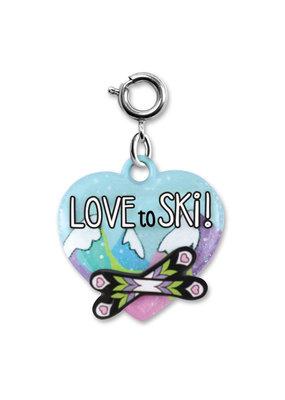 CHARM IT! Love to Ski! Charm