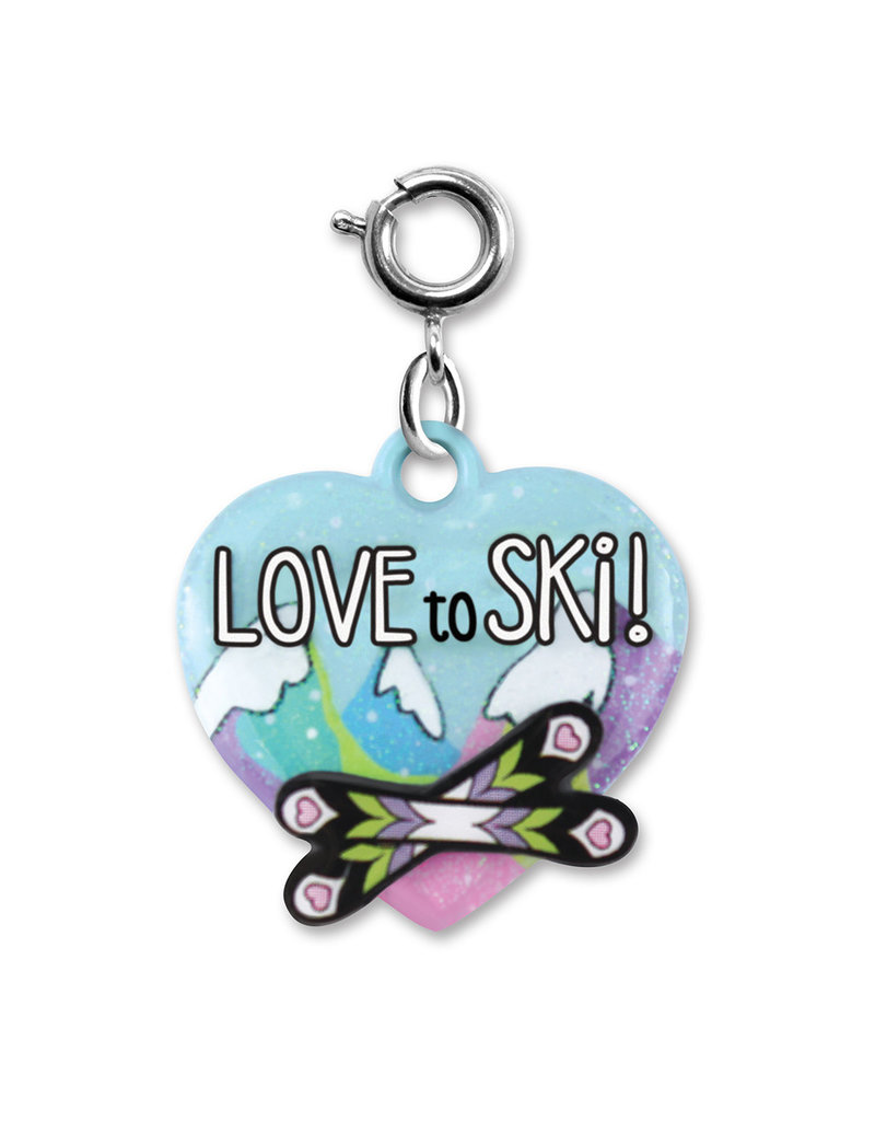 CHARM IT! Love to Ski! Charm