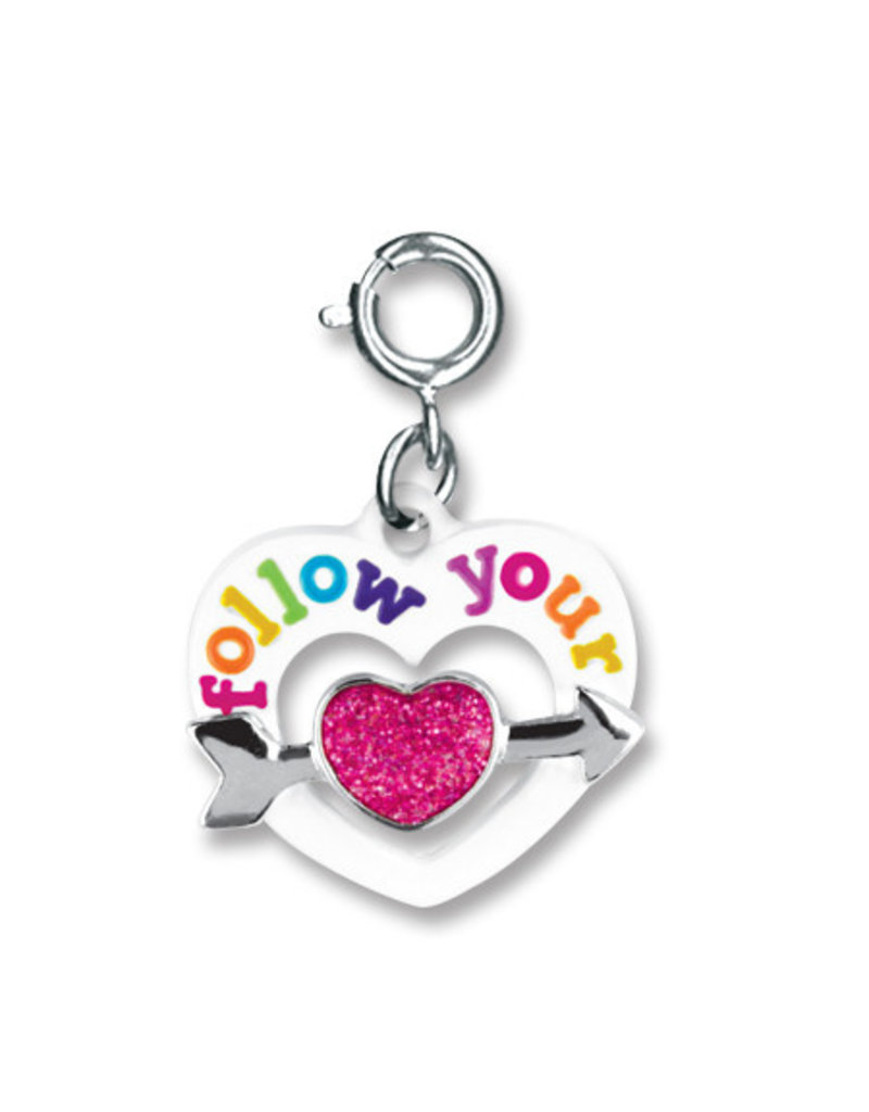 CHARM IT! Follow Your Heart Charm