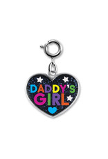 High Intencity Corporation CHARM IT! CHARM IT! Daddy's Girl Heart Charm
