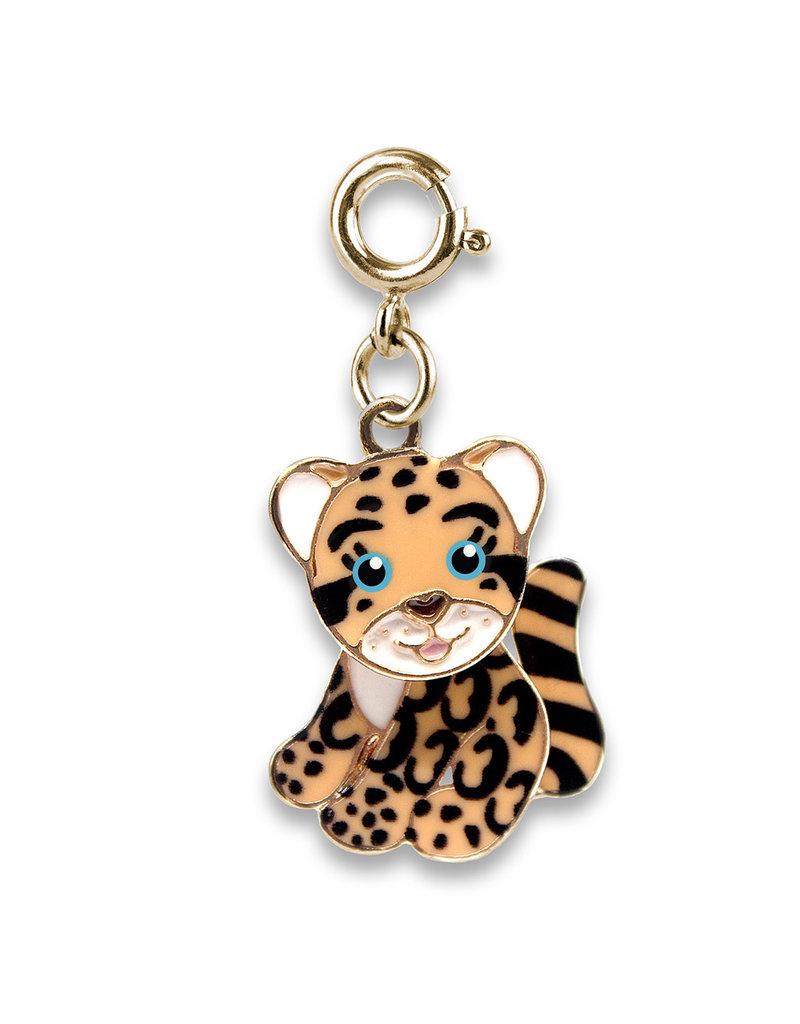 High Intencity Corporation CHARM IT! CHARM IT! Gold Leopard Charm