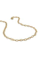 High Intencity Corporation CHARM IT! CHARM IT! Gold Chain Necklace