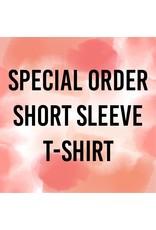 Tracy's Treasures Special Order Short Sleeve Shirt