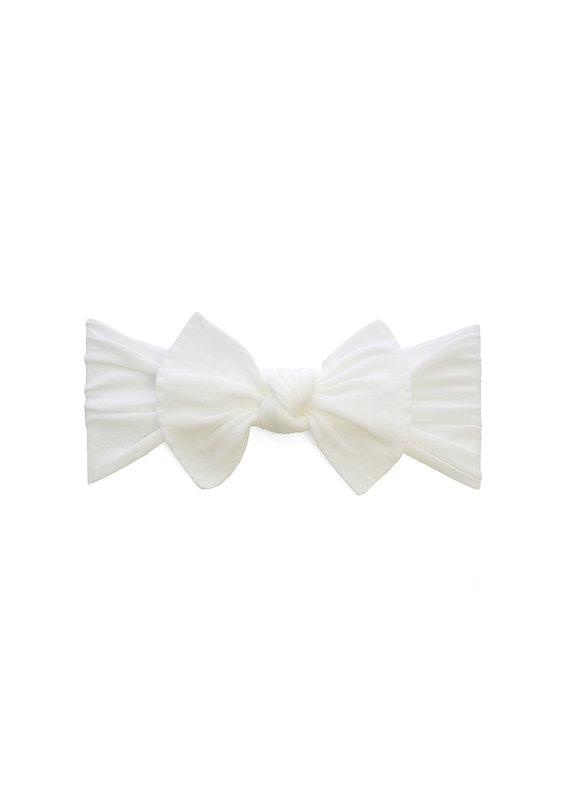 Itty Bitty Knot White