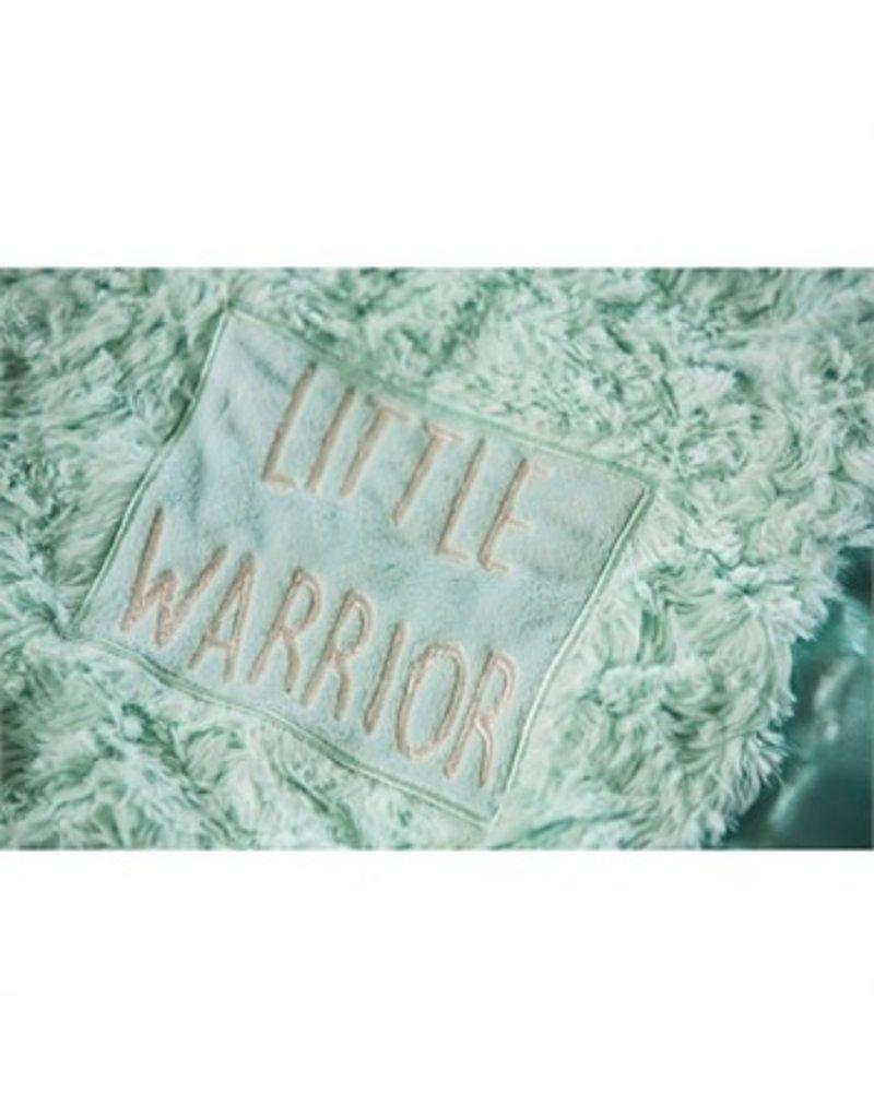 Little Warrior Blanket