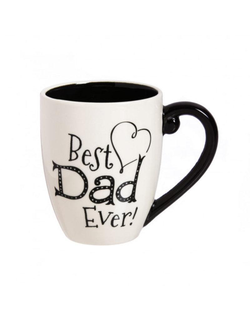 Best Dad Ever Coffee Mug 18oz