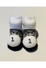 Gray Golf Waddle Socks