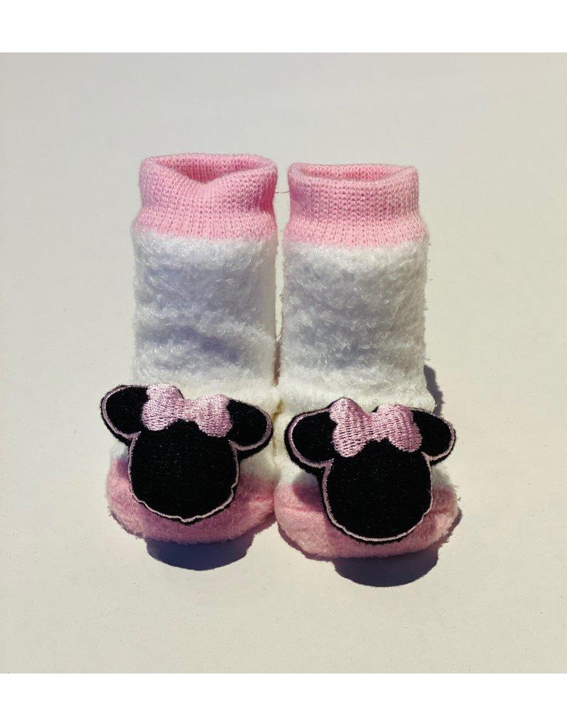 Minnie Pink Waddle Socks