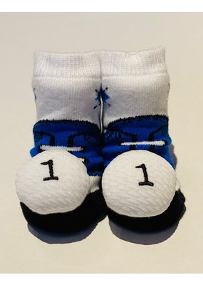 Blue Golf Waddle Socks