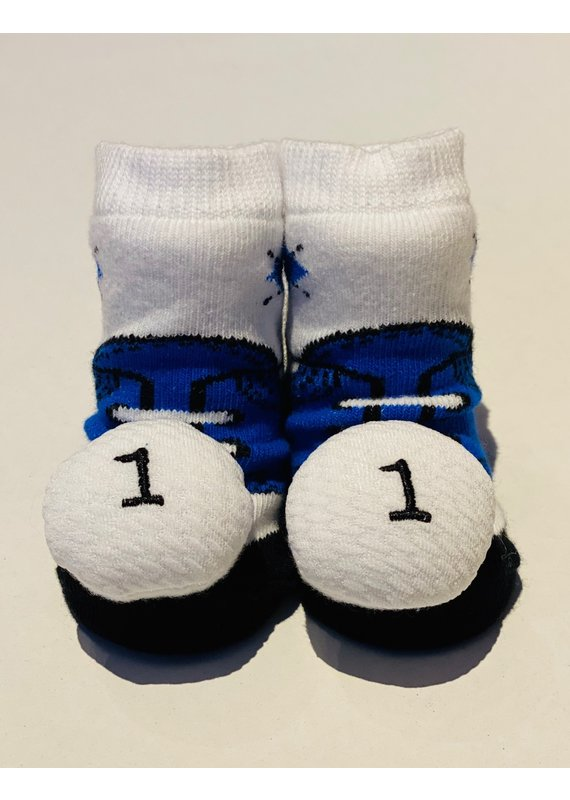 Blue Golf Waddle Socks