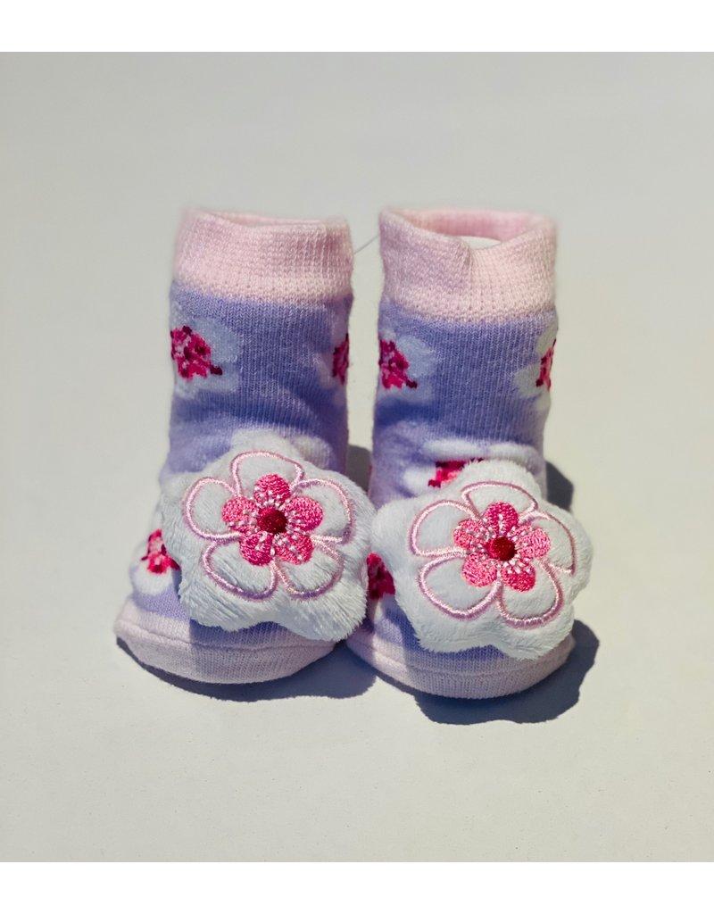Flower Waddle Socks